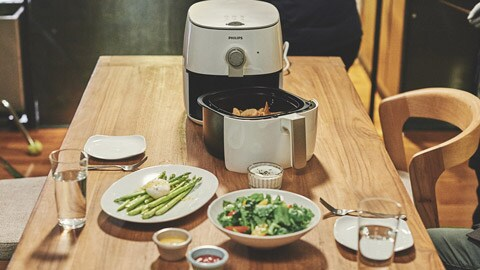 Airfryer table