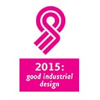 2015: Good Industrial Design Award